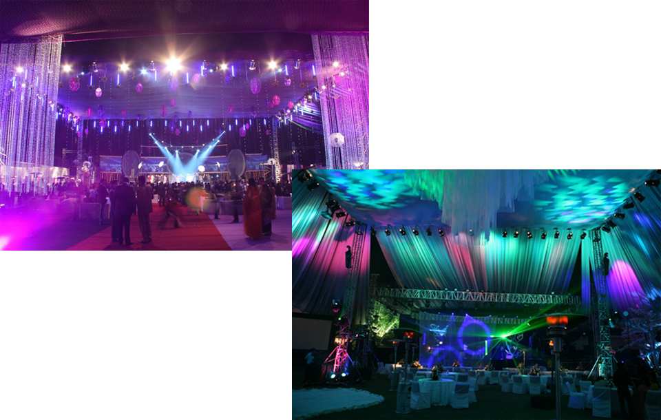 A One Tent House Caterers Theme Decoratoion Tent House