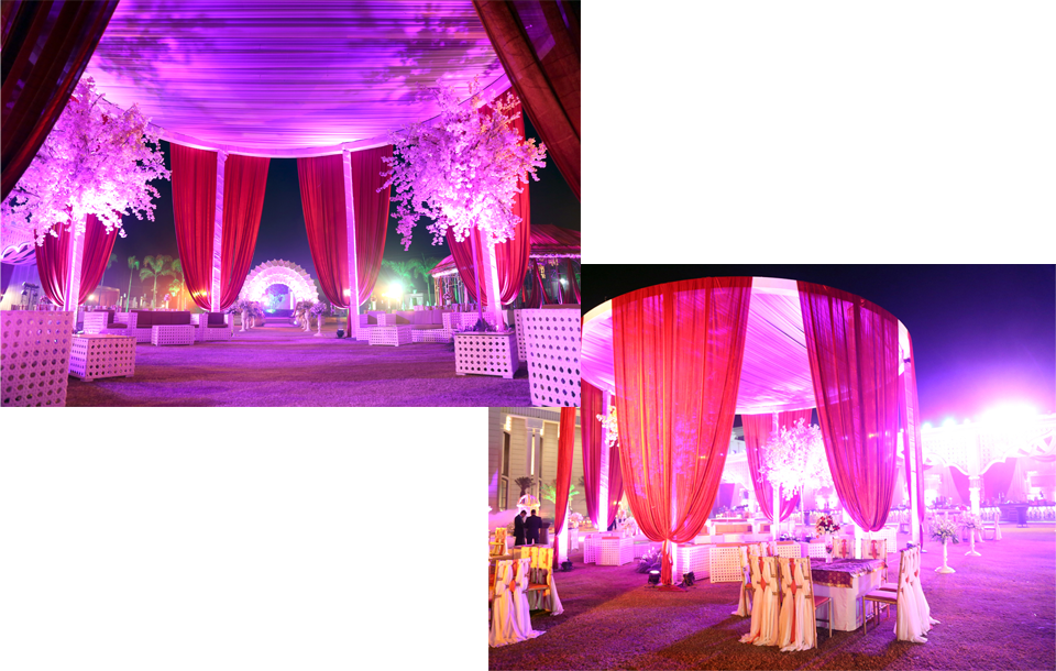 A One Tent House Caterers Theme Decoration Tent House Caterers